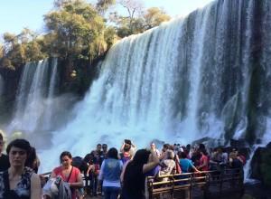 Casi 40 mil turistas visitaron Cataratas en la primera semana de enero