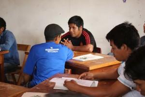 Estudiantes Mbya Guaraní percibirán las becas provinciales