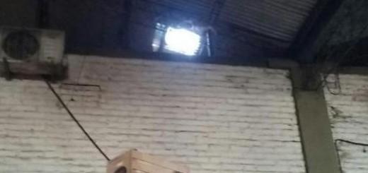 Oberá: hicieron un boquete y se robaron la caja fuerte de una distribuidora con un millón de pesos