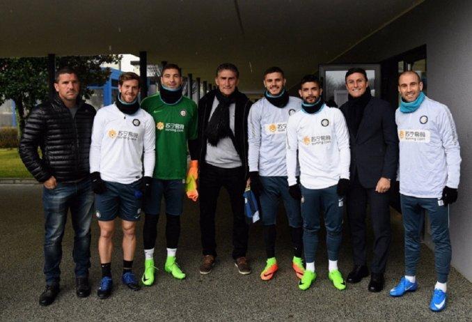 Bauza se reunió con Icardi en el Inter: ¿llega a la Selección?