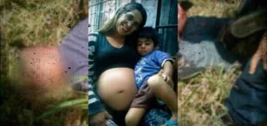 "Habló la embarazada baleada en la masacre de Hurlingham: ""Yo sentí cuando la bala mató a mi hijo"""