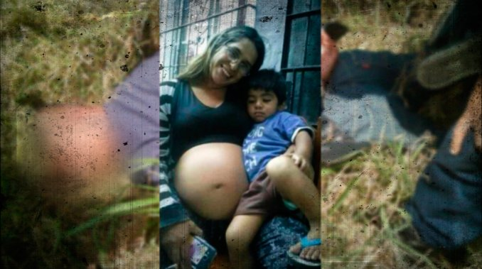 Habló la embarazada baleada en la masacre de Hurlingham: «Yo sentí cuando la bala mató a mi hijo»