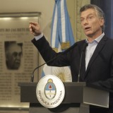 Macri recibe a integrantes de la mesa chica del Gabinete