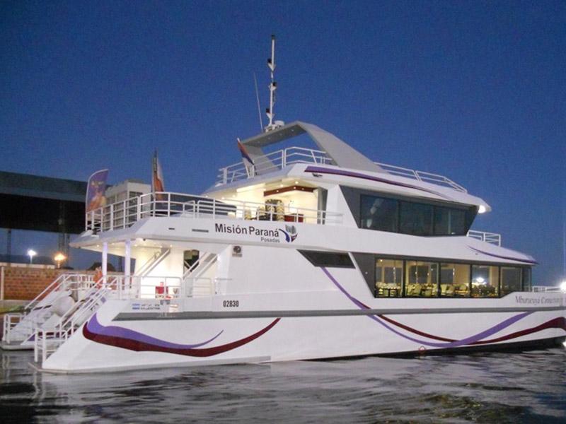 Día de los Enamorados: Misiones Online sortea un paseo en el Catamarán y una cena en el hotel HA Urbano