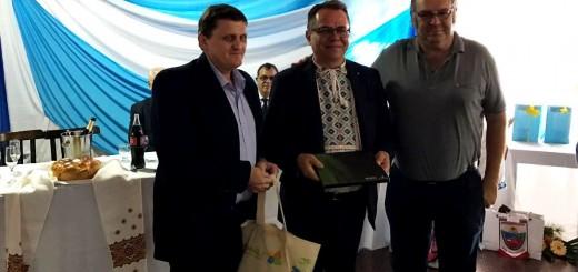El Embajador Ucraniano visita Misiones con el propósito de analizar futuros acuerdos de cooperación