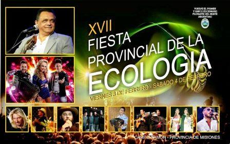 Campo Ramón albergará a la Fiesta Provincial de la Ecología el próximo fin de semana