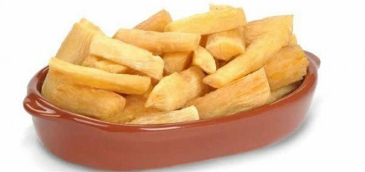 ¿Conocías las propiedades nutricionales de la mandioca?