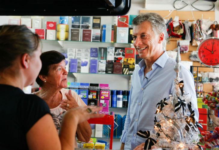 Macri, convencido: «Los argentinos nos van a apoyar en octubre»