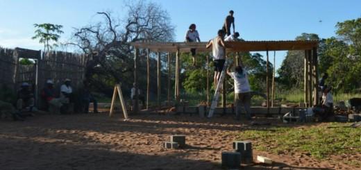 De Misiones a Mozambique: los voluntarios de nuestra provincia construyeron las aulas previstas y comienzan el regreso