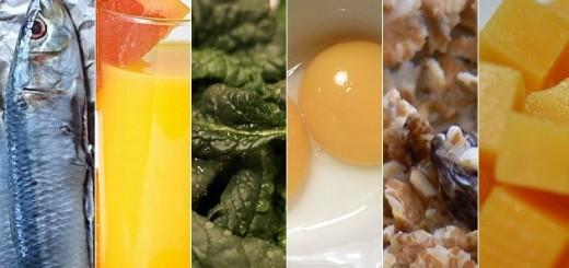 ¿Qué alimentos favorecen la salud de los huesos?