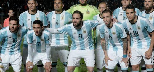En Rusia aseguran que Argentina inaugurará el estadio de la final del Mundial 2018