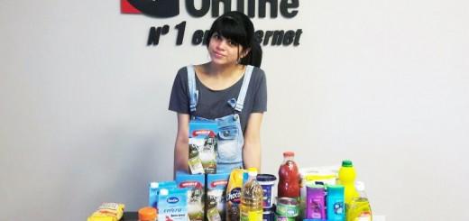 Abigail Silvero se ganó la canasta de esta semana de Mejores Precios