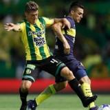 Video: Insaurralde y Silva a las piñas en pleno entrenamiento, ¿Volvió el cabaret a Boca?