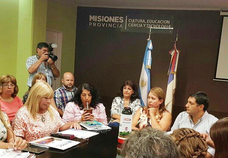 """#ParitariaDocente: """"El reclamo de la UDPM es para un incremento en febrero y en blanco"""""""
