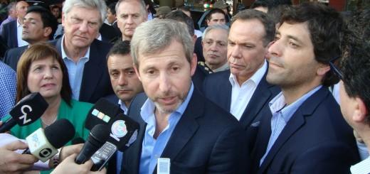 Frigerio recibirá casillas de la EBY para controles migratorios y el centro de frontera