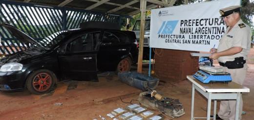 Puerto Rico: detienen a un hombre que llegaba de Paraguay con marihuana y cocaína en el tanque del auto
