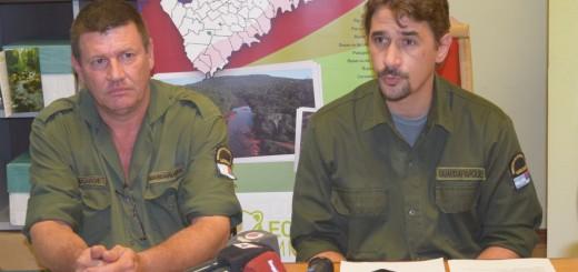 Ecología desmintió versiones sobre supuesta persecución a un grupo de guardaparques