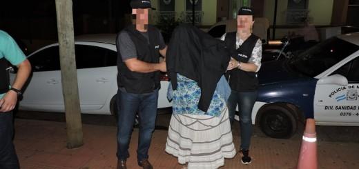 Caso Pauluk: le rechazaron la prisión domiciliaria a la gitana detenida