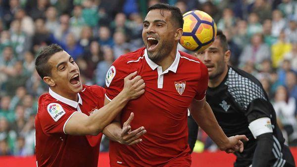 River recibirá del Sevilla casi ocho millones gracias a la continuidad de Mercado en el equipo español