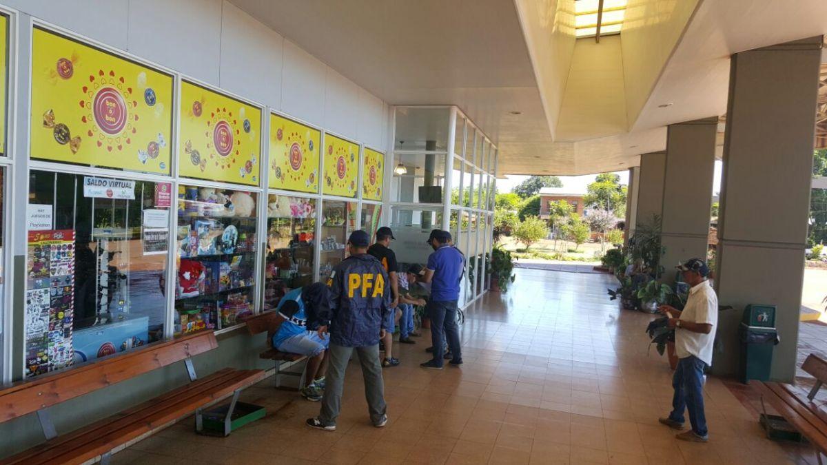 Detención en Esperanza confirmó los lazos entre Los Monos y las bandas narcos de Misiones