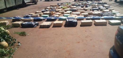 Operativo Sandía Verde: la carga pesó 6.080 kilos y los ocho detenidos son misioneros