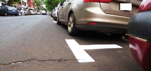 Comenzó a funcionarel sistema de cuadrículas de estacionamiento en el centro de Posadas