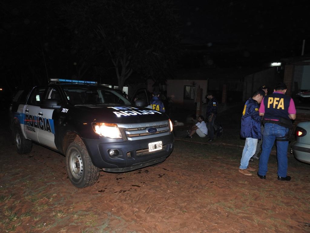 Operativo Sandía Verde: atraparon a otro presunto integrante de la banda en Eldorado