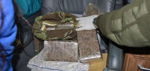 Pidieron la expulsión de siete mujeres paraguayas detenidas con marihuana y cocaína en las afueras de Iguazú