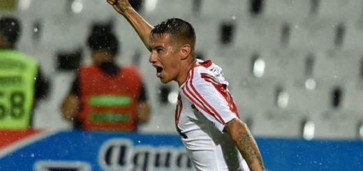 Esperando el reinicio del fútbol, River ganó otro amistoso en Mendoza
