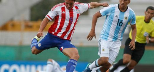 Sub 17: Argentina perdió ante Paraguay y complica su clasificación