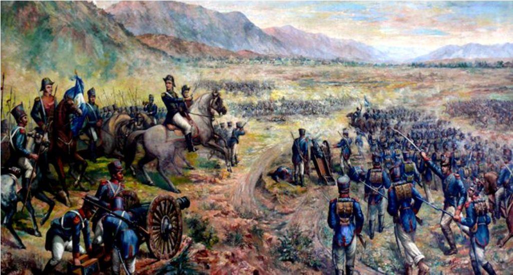 Hoy recuerdan aniversario de las batallas de Salta e Ituzaingó