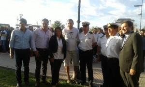 """Programa """"Quiero Ser Quiero Estar"""": 180 chicos Misioneros partieron a la Armada Argentina"""