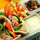 Ideas de desayunos y meriendas nutritivas y fáciles con sus versiones light.