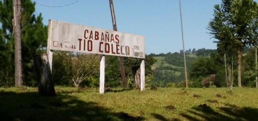 El regreso de Coleco divide a los vecinos de El Soberbio