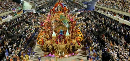 El carnaval de Río de Janeiro comienza hoy con el brillo y el ritmo de 12 Escuelas de Samba