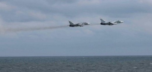 Alta tensión en el mar Negro: dos cazas rusos hicieron un vuelo rasante sobre un destructor de los Estados Unidos