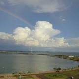 Pronostican chaparrones y cielo nublado para mañana en Misiones