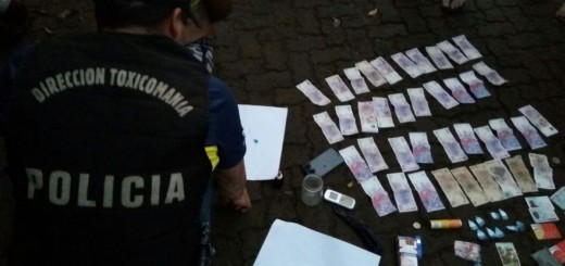 Atraparon en Posadas a un vendedor de cocaína