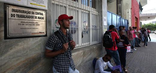 Se agudiza la crisis: récord de casi 13 millones de desempleados