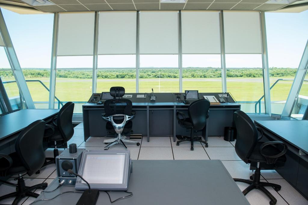 El aeropuerto de Iguazú estrenó su nueva torre de control