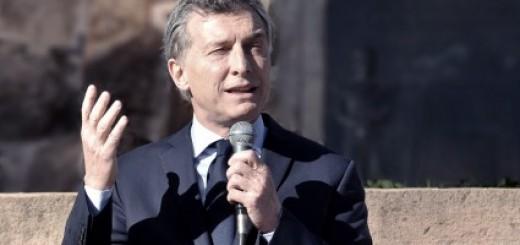"""Macri ratificó el rumbo económico: """"Vamos a volver a crecer después de cinco años de estancamiento"""""""