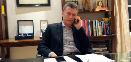 Macri conversó con el vice de Trump sobre la relación bilateral