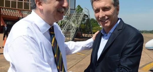 Passalacqua acompañará a Macri a Brasil