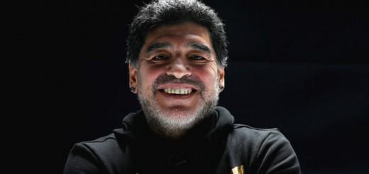 Maradona fue oficializado como el capitán del equipo de las leyendas de la FIFA