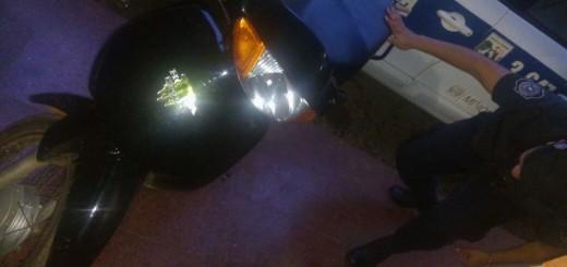 En distintos procedimientos incautaron tres motos de dudosa procedencia en Posadas