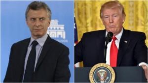 La reunión Macri-Trump podría concretarse entre abril y junio próximos
