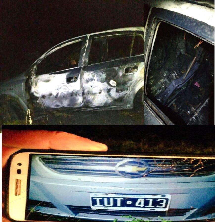 Asaltaron a tres familias misioneras que vacacionaban en Brasil: les quemaron el coche