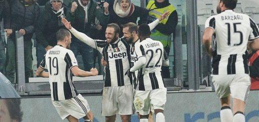 Gracias a Dybala e Higuaín, Juventus ganó en la primera semifinal de la Copa Italia