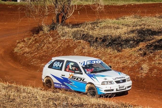La pretemporada del rally será en Campo Grande con las pruebas Comunitarias