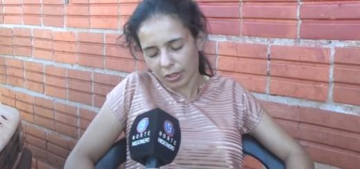 Video: En Eldorado denuncian a un pastor por agredir a su mujer discapacitada a la que golpeó hasta con una garrafa